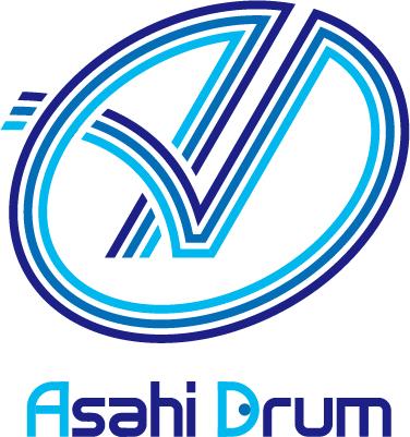 旭ドラムのロゴ